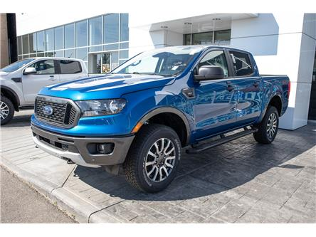 2019 Ford Ranger XLT (Stk: K-2082) in Okotoks - Image 1 of 5