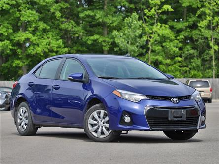 2015 Toyota Corolla S (Stk: P3481) in Welland - Image 1 of 22