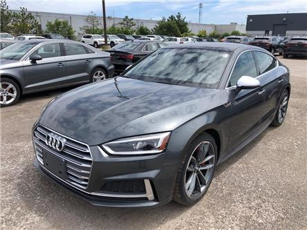 2019 Audi S5 3.0T Progressiv (Stk: 50372) in Oakville - Image 1 of 5