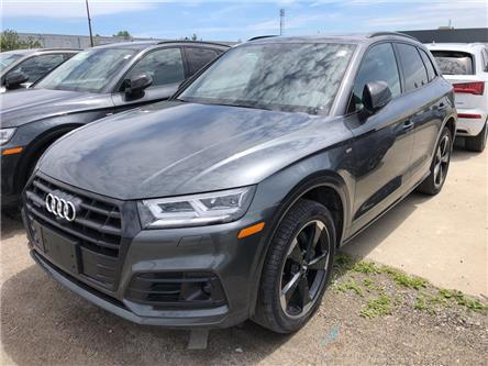 2019 Audi Q5 45 Technik (Stk: 50421) in Oakville - Image 1 of 5