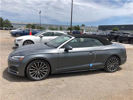 2019 Audi A5 45 Progressiv (Stk: 50553) in Oakville - Image 2 of 5