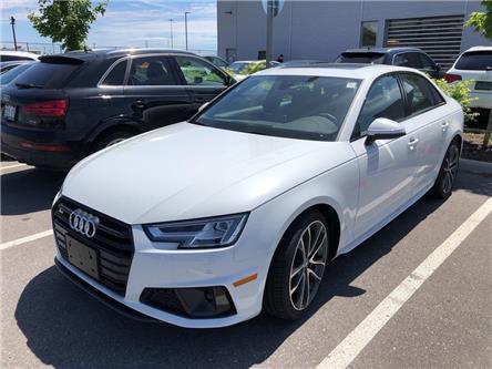 2019 Audi S4 3.0T Technik (Stk: 50348) in Oakville - Image 1 of 5