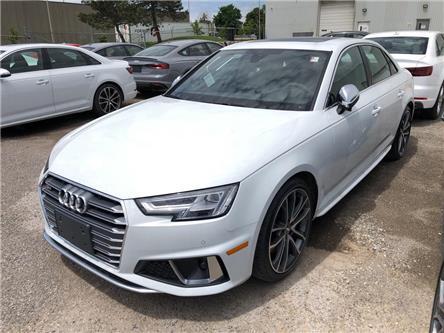 2019 Audi S4 3.0T Technik (Stk: 50640) in Oakville - Image 1 of 5