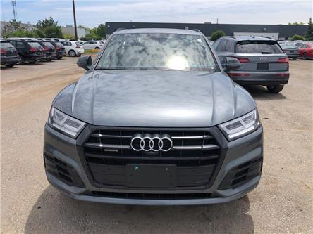 2019 Audi Q5 45 Progressiv (Stk: 50692) in Oakville - Image 2 of 5