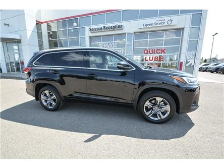 2019 Toyota Highlander Limited (Stk: HIK150) in Lloydminster - Image 1 of 15
