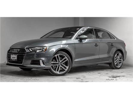 2019 Audi A3 45 Progressiv (Stk: A12090) in Newmarket - Image 1 of 22