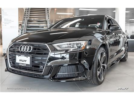 2019 Audi A3 45 Progressiv (Stk: A12009) in Newmarket - Image 1 of 22