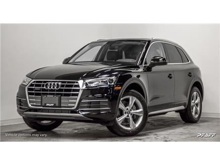 2019 Audi Q5 45 Progressiv (Stk: A11929) in Newmarket - Image 1 of 19