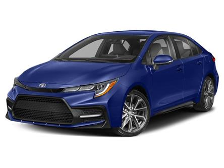 2020 Toyota Corolla SE (Stk: 20037) in Ancaster - Image 1 of 8