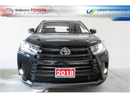 2018 Toyota Highlander XLE (Stk: P9075) in Walkerton - Image 2 of 27