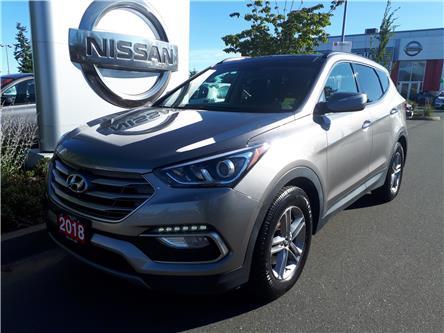 2018 Hyundai Santa Fe Sport 2.4 SE (Stk: P0094) in Courtenay - Image 1 of 9