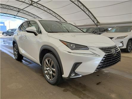 2020 Lexus NX 300 Base (Stk: L20001) in Calgary - Image 1 of 5