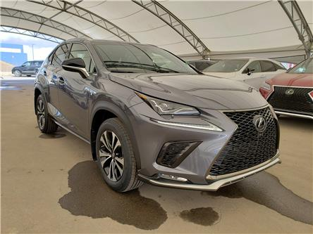 2020 Lexus NX 300 Base (Stk: L20003) in Calgary - Image 1 of 5