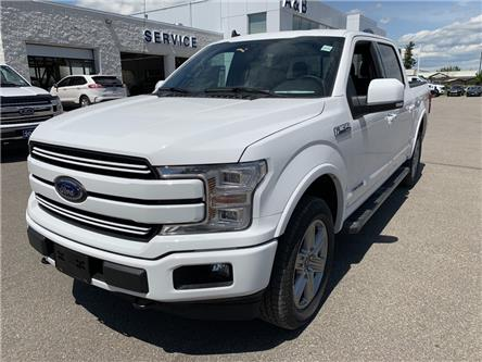 2019 Ford F-150 Lariat (Stk: 19353) in Perth - Image 1 of 14