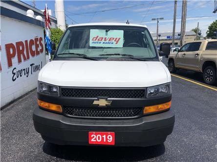 2019 Chevrolet Express 2500 Work Van (Stk: 19-411) in Oshawa - Image 2 of 14