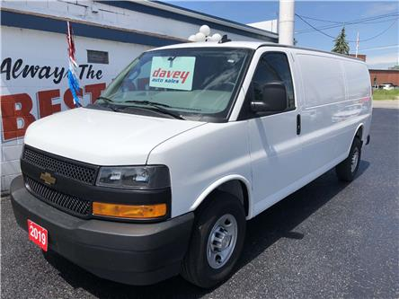 2019 Chevrolet Express 2500 Work Van (Stk: 19-411) in Oshawa - Image 1 of 14