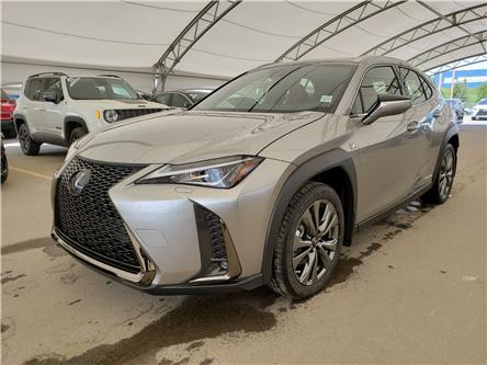 2019 Lexus UX 250h Base (Stk: L19506) in Calgary - Image 2 of 5