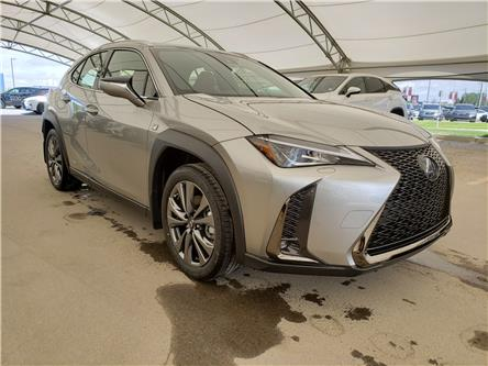 2019 Lexus UX 250h Base (Stk: L19506) in Calgary - Image 1 of 5