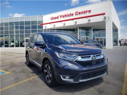 2018 Honda CR-V Touring (Stk: U194202) in Calgary - Image 1 of 29