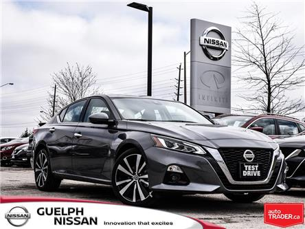 2019 Nissan Altima 2.5 Platinum (Stk: N20025) in Guelph - Image 1 of 24