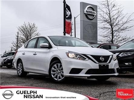 2019 Nissan Sentra 1.8 S (Stk: N20048) in Guelph - Image 1 of 22