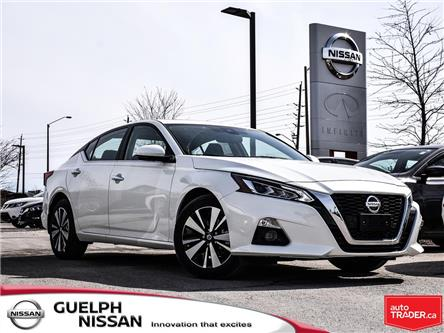 2019 Nissan Altima 2.5 SV (Stk: N20080) in Guelph - Image 1 of 23