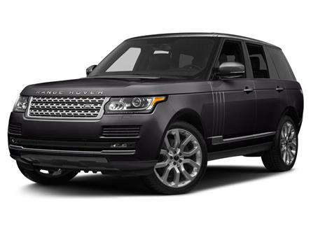2015 Land Rover Range Rover 5.0L V8 Supercharged (Stk: OP10421) in Mississauga - Image 1 of 10