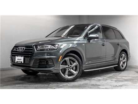 2019 Audi Q7 55 Technik (Stk: A12121) in Newmarket - Image 1 of 22