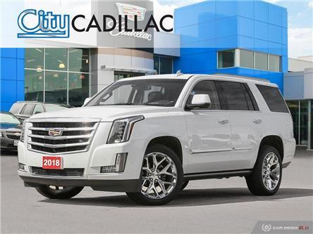 2018 Cadillac Escalade Premium Luxury (Stk: R12292) in Toronto - Image 1 of 27