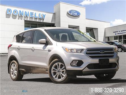 2019 Ford Escape SE (Stk: DS1077) in Ottawa - Image 1 of 29
