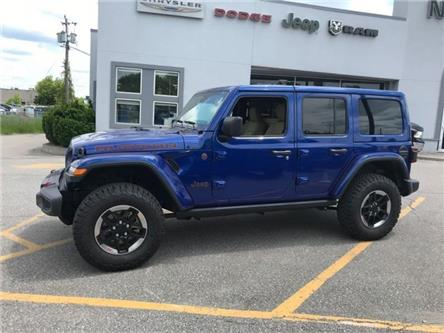 2019 Jeep Wrangler Unlimited Rubicon (Stk: W19080) in Newmarket - Image 2 of 22