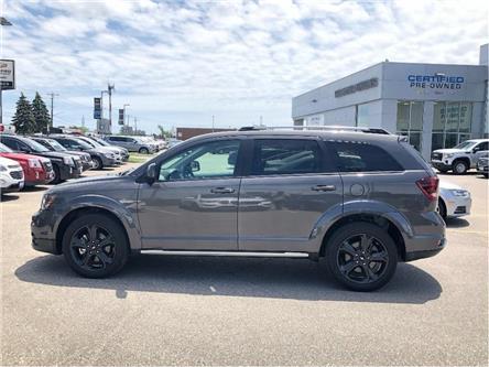 2018 Dodge Journey Crossroad (Stk: U260926) in Mississauga - Image 2 of 24