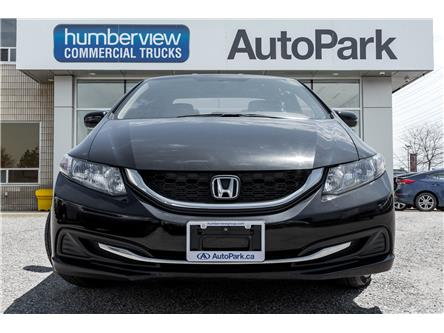 2015 Honda Civic LX (Stk: 19SL123B) in Mississauga - Image 2 of 19