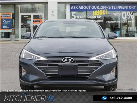 2020 Hyundai Elantra Preferred w/Sun & Safety Package (Stk: 59067) in Kitchener - Image 2 of 23