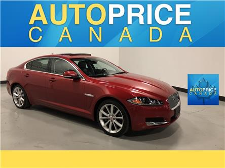 2015 Jaguar XF Luxury (Stk: W0415) in Mississauga - Image 1 of 27