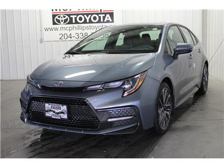 2020 Toyota Corolla SE (Stk: P002183) in Winnipeg - Image 1 of 26