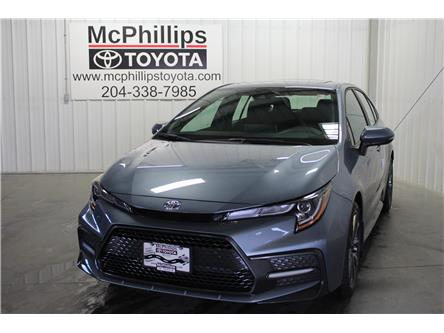 2020 Toyota Corolla SE (Stk: P002183) in Winnipeg - Image 2 of 26