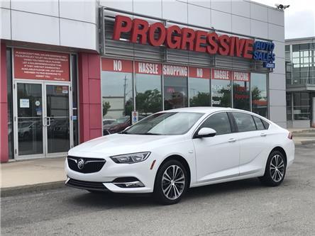 Progressive Auto Sales >> 2019 Buick Regal Sportback Preferred Ii