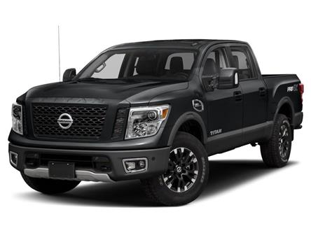 2019 Nissan Titan PRO-4X (Stk: U588) in Ajax - Image 1 of 9