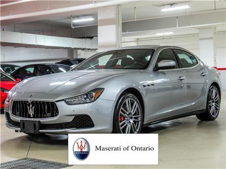 2017 Maserati Ghibli S Q4 (Stk: U4265) in Vaughan - Image 1 of 25