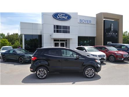 2019 Ford EcoSport Titanium (Stk: EC1293) in Bobcaygeon - Image 1 of 25