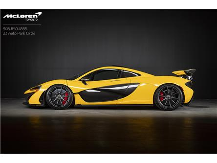 2015 McLaren P1 Coupe (Stk: JG001) in Woodbridge - Image 1 of 20