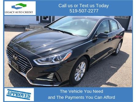 2018 Hyundai Sonata GL (Stk: L9089) in Waterloo - Image 1 of 17