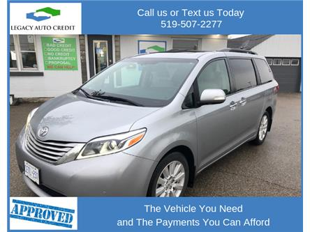2017 Toyota Sienna 7 Passenger (Stk: L8687) in Waterloo - Image 1 of 29
