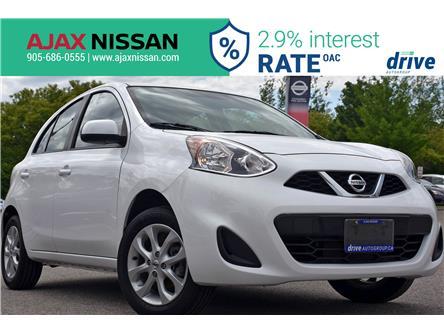 2018 Nissan Micra SV (Stk: P3979CV) in Ajax - Image 1 of 28