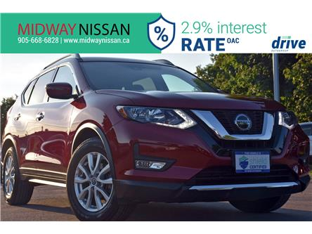 2019 Nissan Rogue SV (Stk: U1749) in Whitby - Image 1 of 33