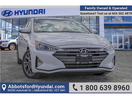 2020 Hyundai Elantra Luxury (Stk: LE923798) in Abbotsford - Image 1 of 27