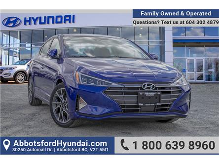 2020 Hyundai Elantra Ultimate (Stk: LE909347) in Abbotsford - Image 1 of 27