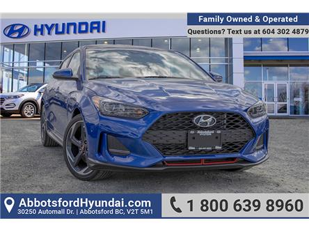 2020 Hyundai Veloster Turbo (Stk: LO021717) in Abbotsford - Image 1 of 28