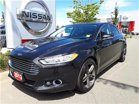 2013 Ford Fusion Titanium (Stk: 9F5114B) in Courtenay - Image 1 of 9